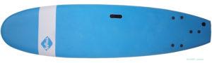 ソフテックサーフボード SOFTECH ROLLER 中古ソフトボード 7`0 deck-zoom No.96291576