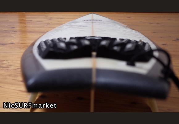 ONO HAND SHAPE SUNDAY 中古ショートボード 5`9 deck-detail No.96291577