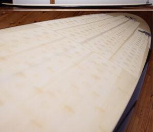 Creed クリードサーフボード 中古ロングボード 9`0 EPS deck condition No.96291579