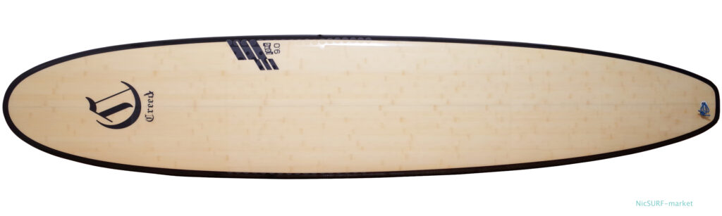 Creed クリードサーフボード 中古ロングボード 9`0 EPS deck-zoom No.96291579