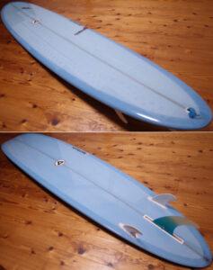 NAVIGATORサーフボード 中古ロングボード 9`0 deck/bottom No.96291581