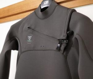 VISSLAウエットスーツ 中古 Seas Chest Zip 3/2mm フルスーツ メンズ front-upper No.96291582