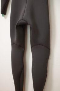 VISSLAウエットスーツ 中古 Seas Chest Zip 3/2mm フルスーツ メンズ back-under No.96291582