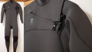VISSLAウエットスーツ 中古 Seas Chest Zip 3/2mm フルスーツ メンズ No.96291582