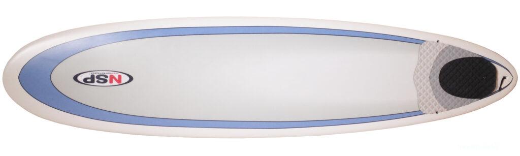 NSPサーフボード 中古ファンボード 7`6 EPOXY deck-zoom No.96291587