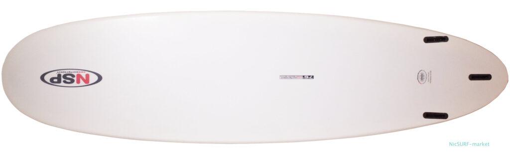 NSPサーフボード 中古ファンボード 7`6 EPOXY bottom-zoom No.96291587