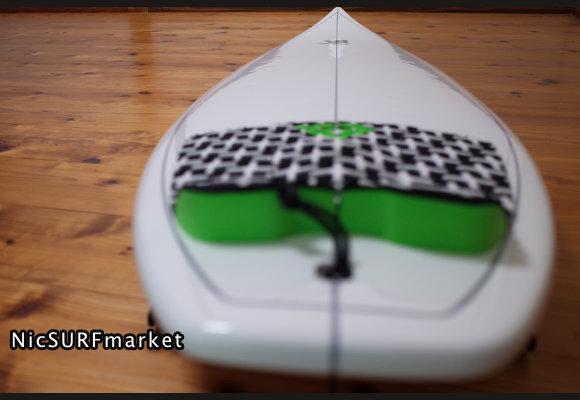 JBC ジェッフブッシュマンコセンプト 中古ショートボード 6`5 EPOXY deck-detail No.96291590