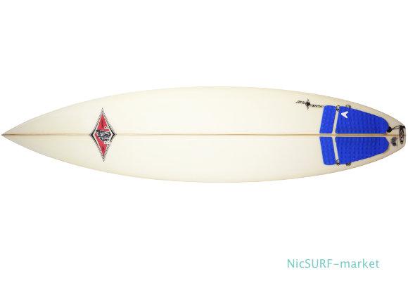 BEAR WATER UNIT 中古ショートボード 6`5 No.96291596