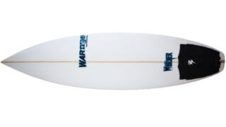 Warnerサーフボード SEA EAGLE 中古ショートボード 5`11 No.96291599