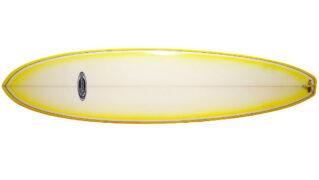 ABRAXAS SURFBOARD 中古ファンボード/ミッドレングス 7`2f No.96291600