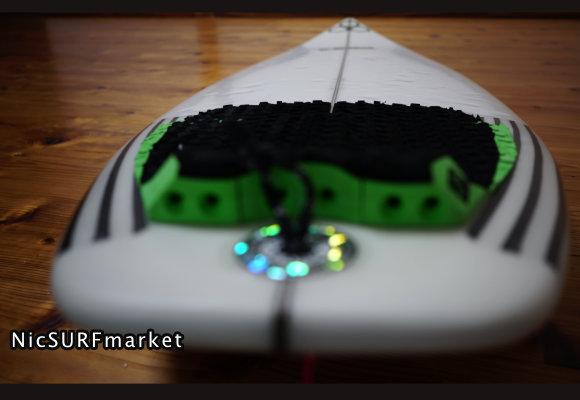 アルメリックサーフボード OG-FLYER 中古ショートボード 5`10 deck-detail No.96291602